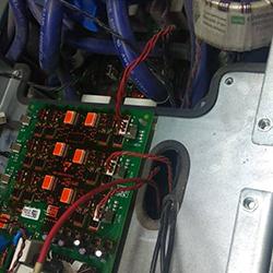 Conserto em Inversor de Frequência WEG - 1