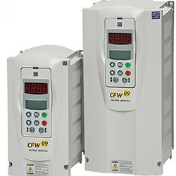Conserto em Inversor de Frequência WEG - 3