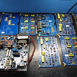 Reparo de placas eletrônicas industriais