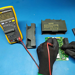 Reparo em CLP Siemens - 1