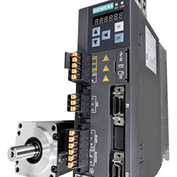 Servo drive Siemens - 2
