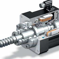 Manutenção em Servo motor